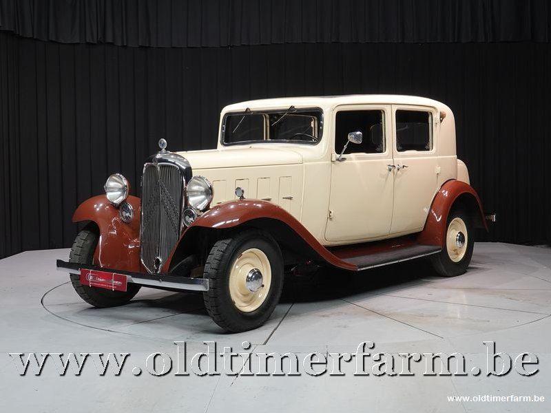 Citroën Rosalie '33 (1933)