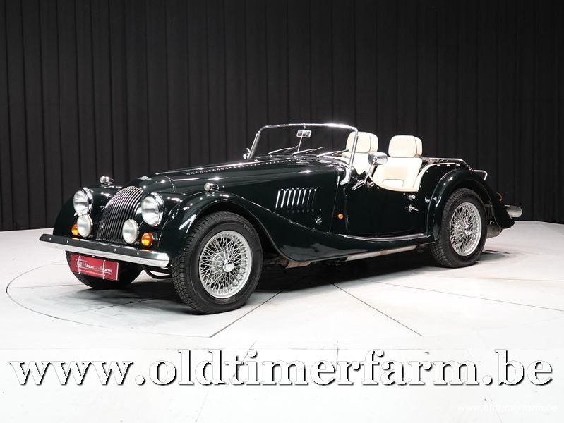 Morgan 4/4 1800 2-Seater (Zetec) '97 (1997)