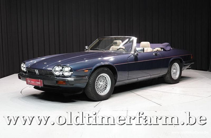 Jaguar XJS V12 Convertible '89 (1989)