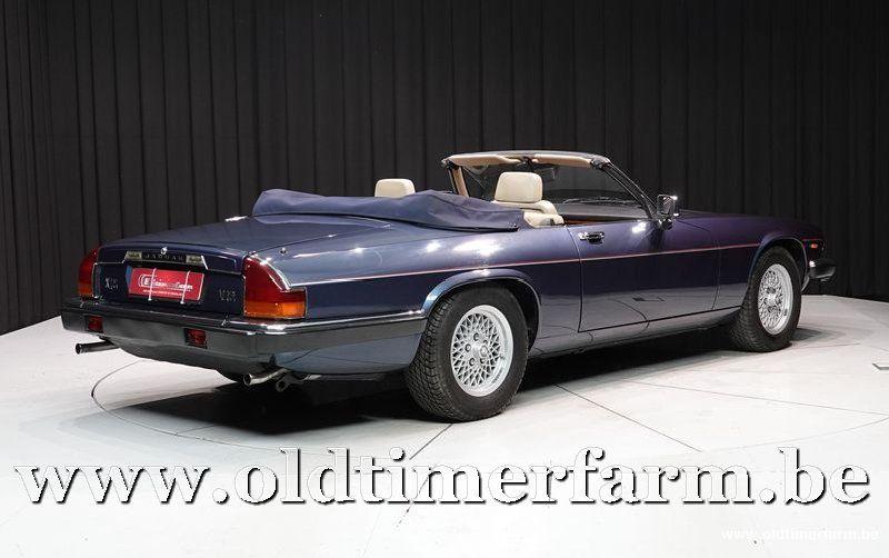 Jaguar XJS V12 Convertible '89 (1989)