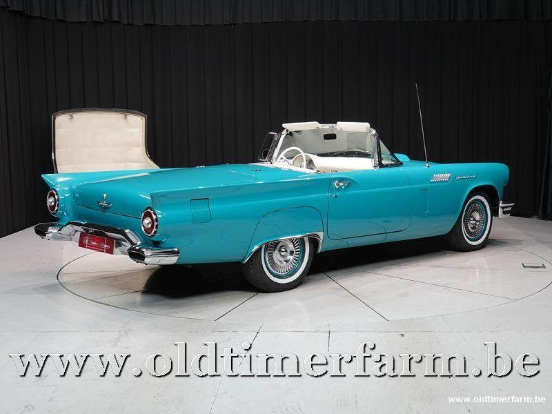 Ford Thunderbird '57 (1957)