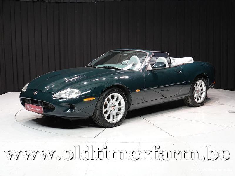 Jaguar XKR Cabriolet V8 '98 (1998)