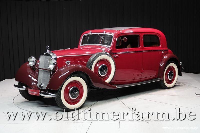 Mercedes-Benz 200 LANG '34 (1934)