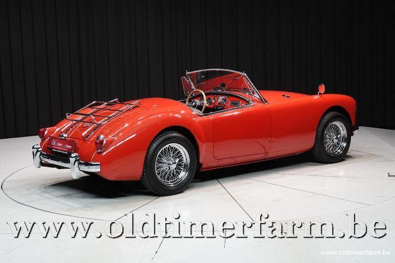 MG A 1500 Roadster '56 (1956)