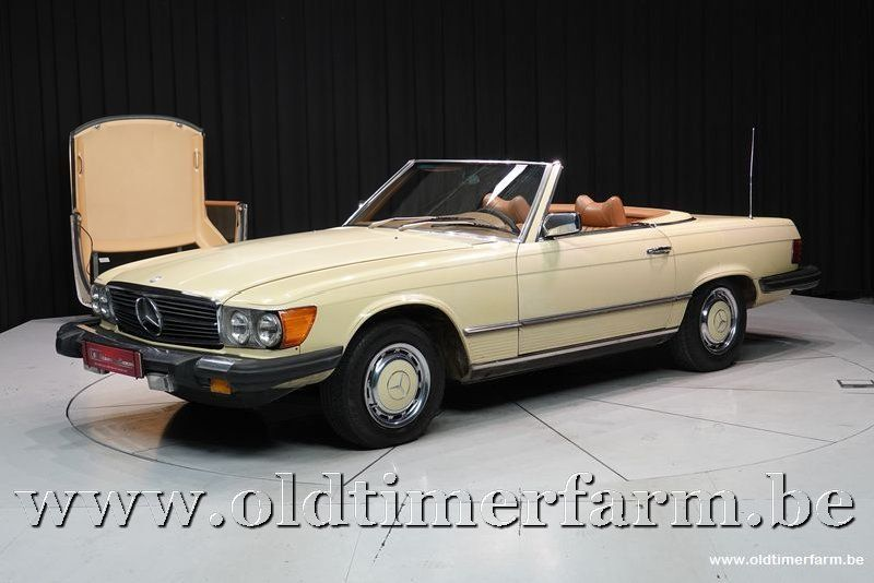 Mercedes-Benz 450 SL '77 (1977)