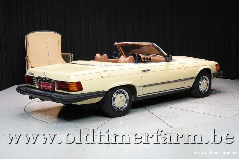 Mercedes-Benz 450 SL '77 (1977)
