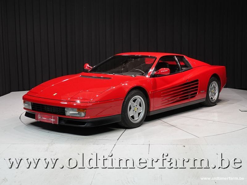 Ferrari Testarossa '89 (1989)