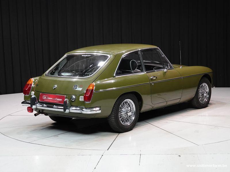 MG B GT Overdrive '74 (1974)