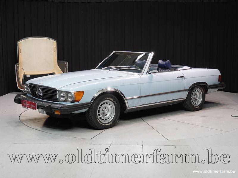 Mercedes-Benz 450 SL '79 (1979)