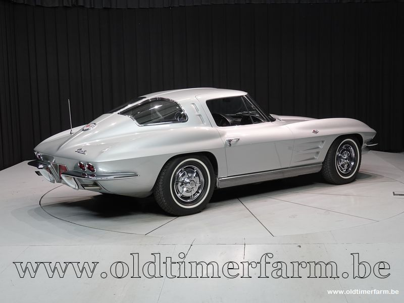 Corvette C2 Sting Ray '63 (1963)