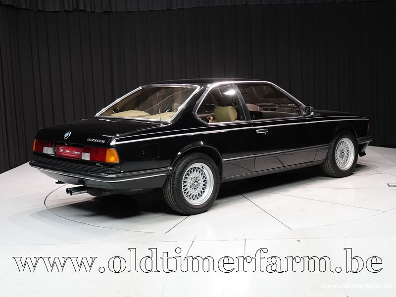 BMW  635 CSI '84 (1984)
