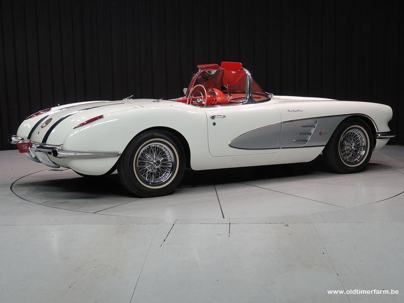 Corvette C1 Cabriolet '58 (1958)