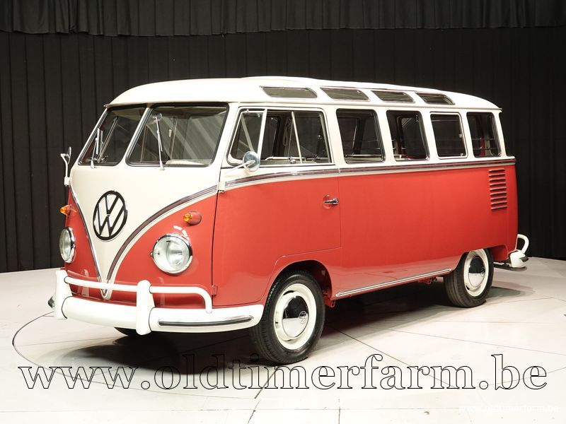 Volkswagen T1 Samba 23 Window  '60 (1960)