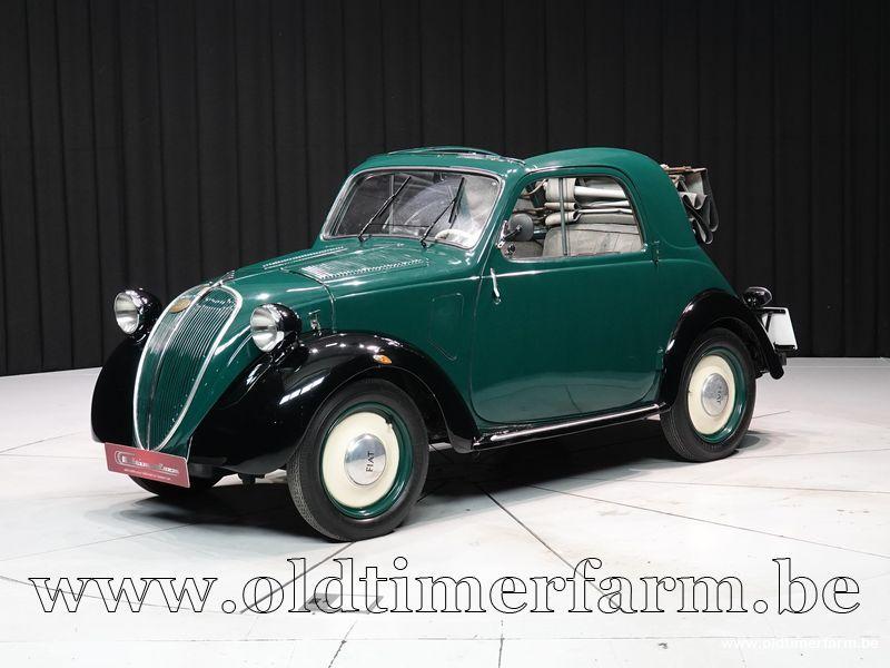 Fiat 500A Topolino '38 (1938)