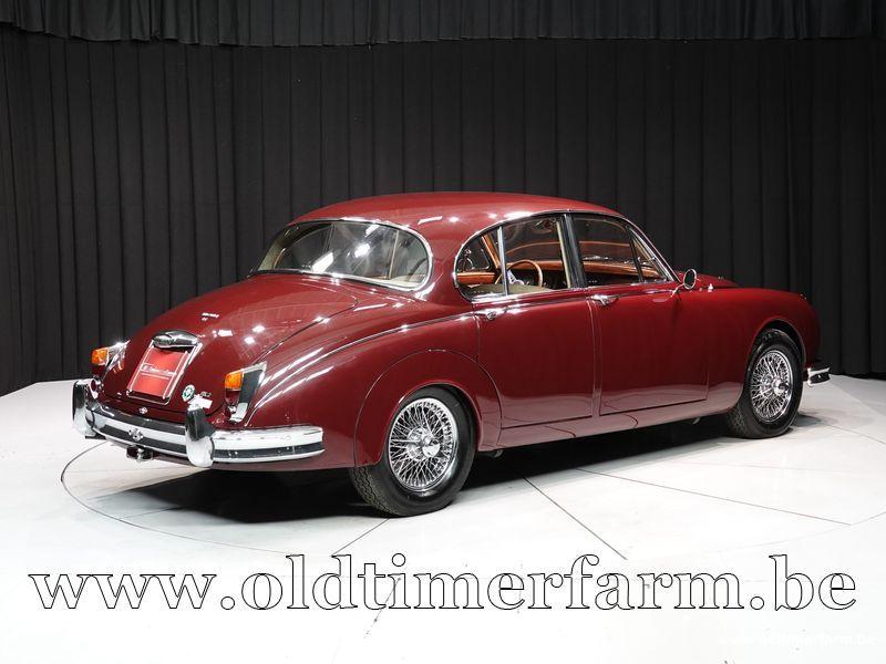Jaguar MK II 3.4 '66 (1966)