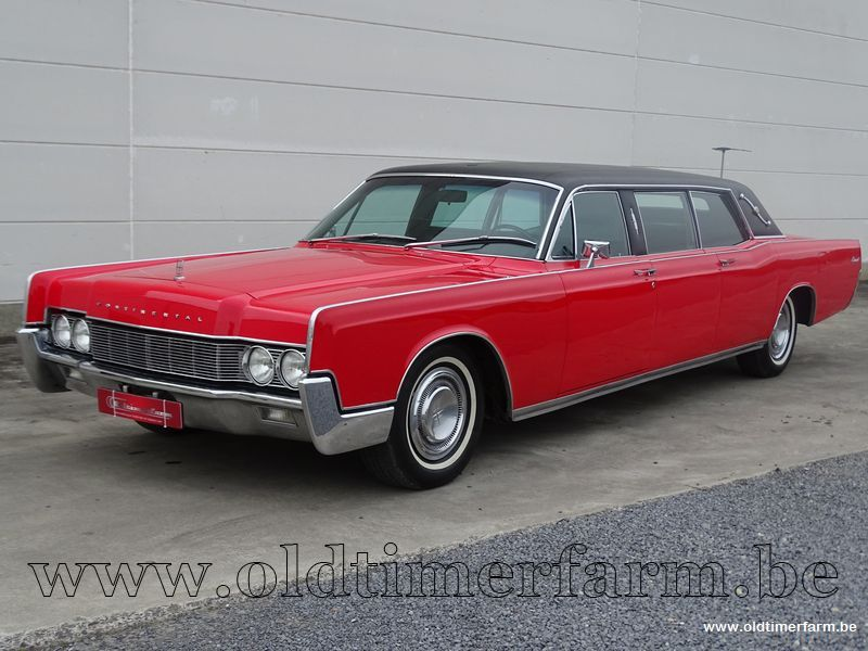 Lincoln  Continental Lehmann-Peterson Limousine '68 (1968)
