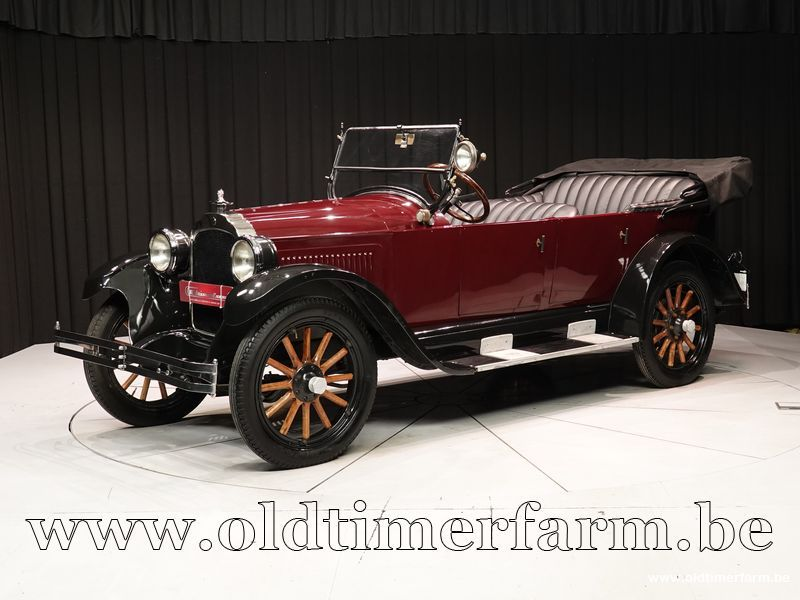 Willys-Knight 64 Touring '23 (1923)