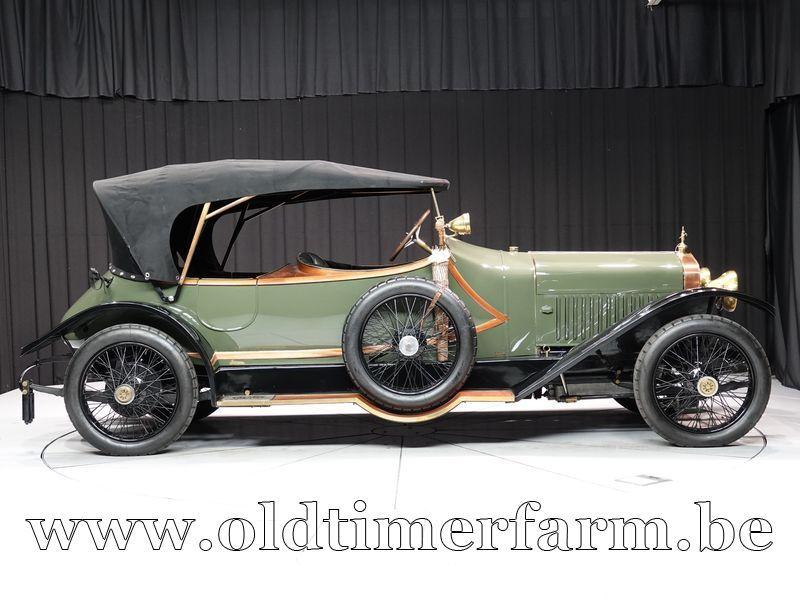 1915年 ドラージュ D6 ツアラー 15