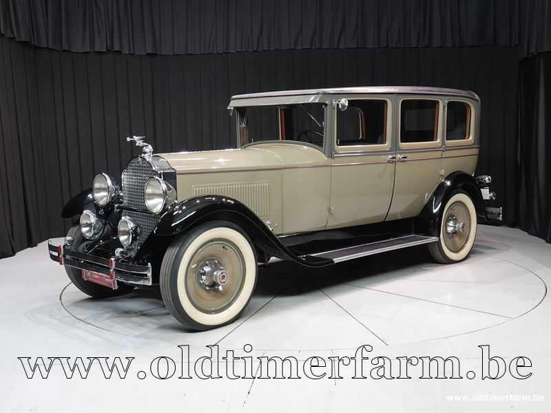 Packard Eight 626 sedan '29 (1929)