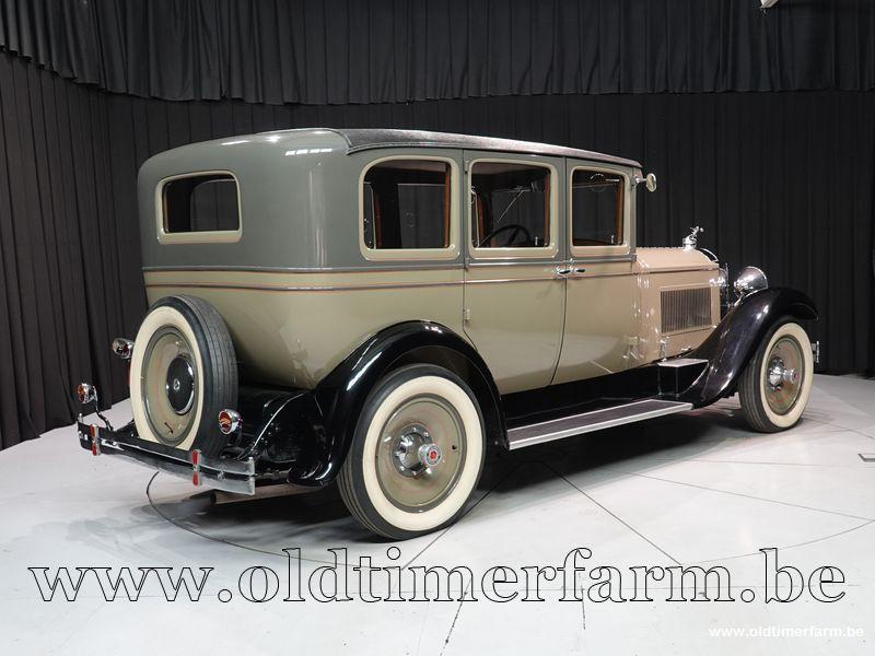 Packard Eight 626 sedan '29 (1929)
