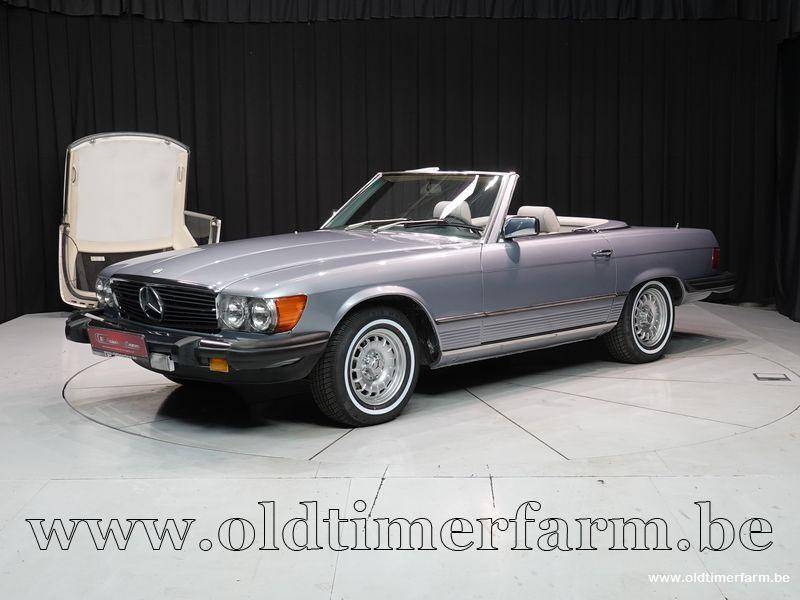 Mercedes-Benz 380 SL '81 (1981)