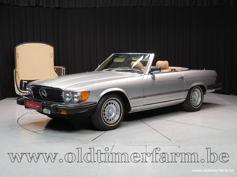Mercedes-Benz 380 SL '82 (1982)
