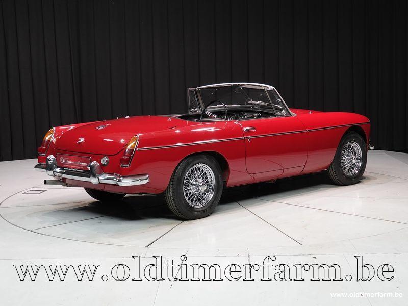 MG B Roadster '63 (1963)