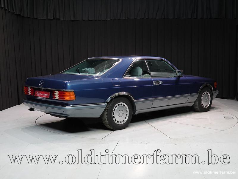 Mercedes-Benz 560 SEC '86 (1986)