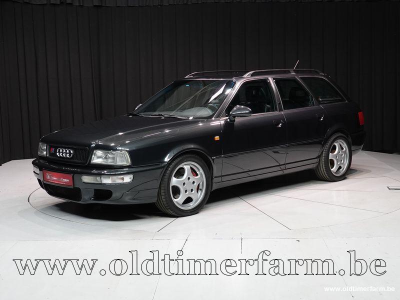 1994 アウディアバント RS2