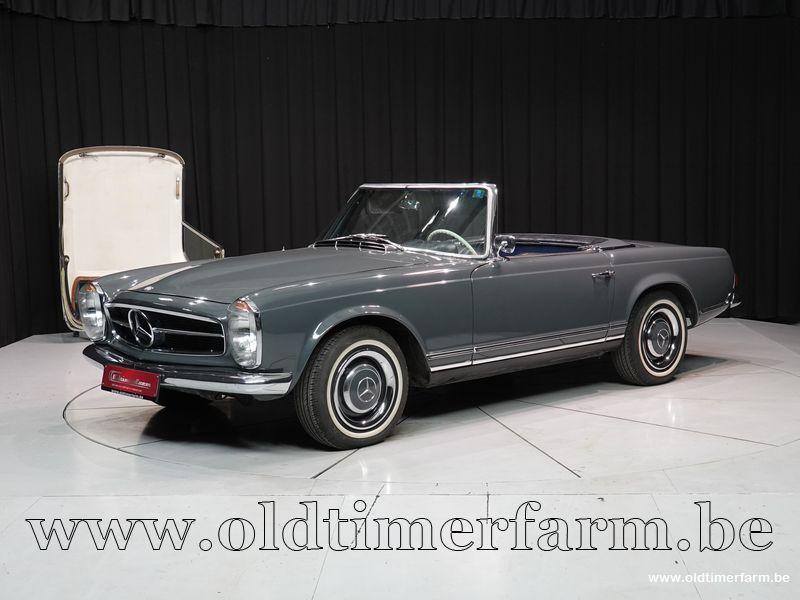 Mercedes-Benz 230 SL Pagode '66 (1966)