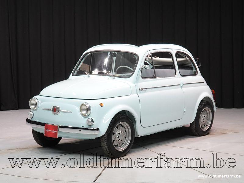 Fiat 500 D '64 (1964)