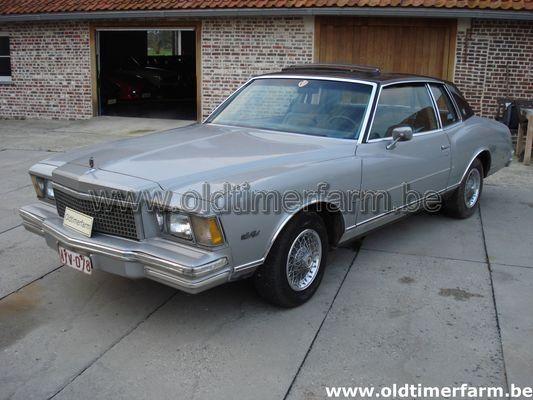 Chevrolet  Monte Carlo  (1978)
