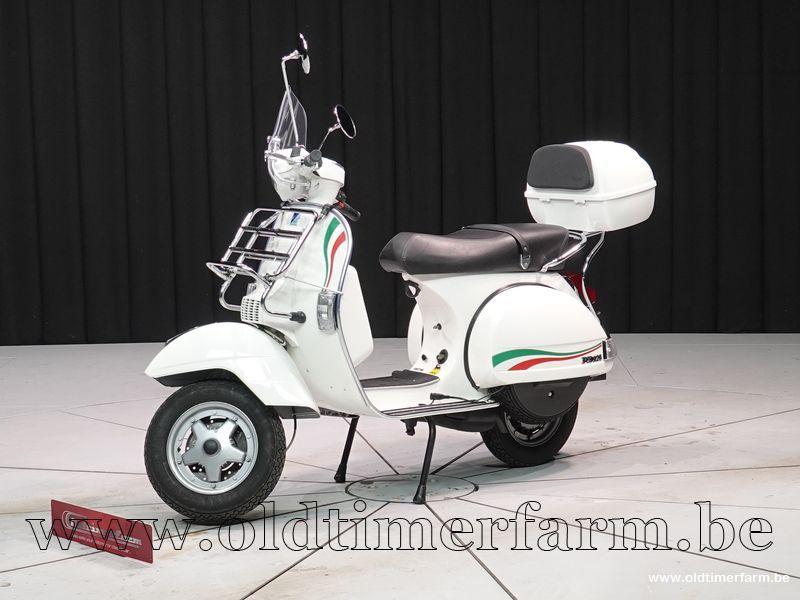 Vespa Px125 ''anniversario Italia'' (2011)
