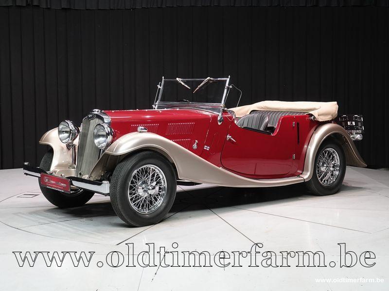 Triumph Gloria Tourer Four Seater '35 (1935)