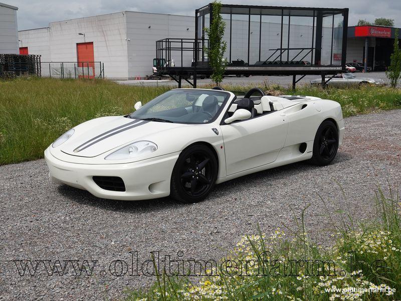 Ferrari 360 spider F1 '2004 (2004)