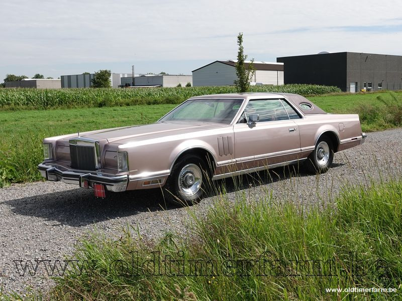 Lincoln  Continental Mark V '79 (1979)