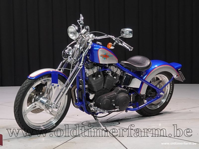 Harley-Davidson Hardtail '59 (1959)