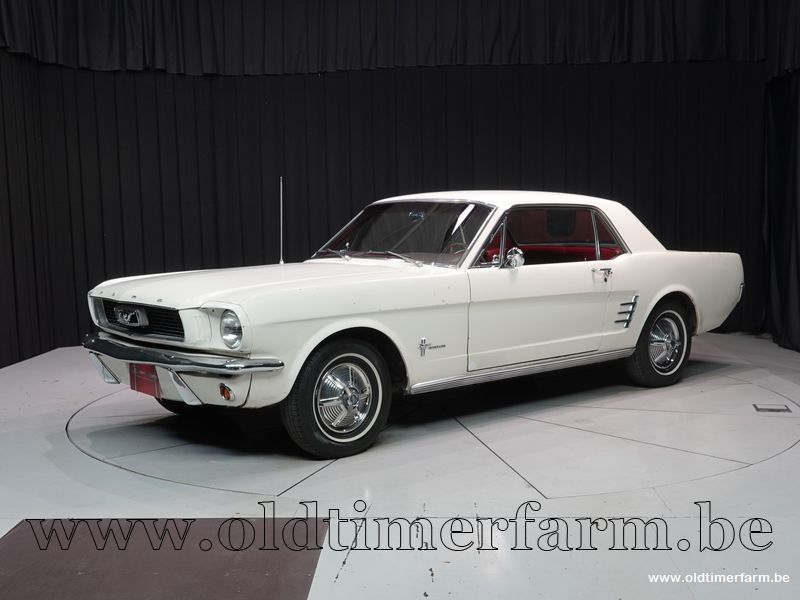 Ford Mustang Coupe '66 (1966)