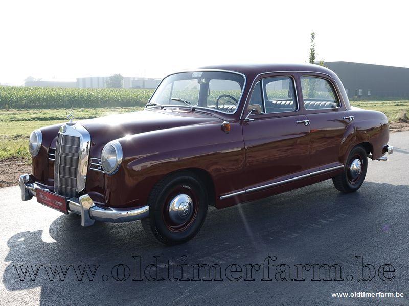 Mercedes-Benz 180D '54 (1954)