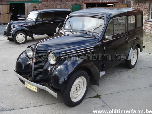 Renault Juvaquatre  Familiale  (1957)
