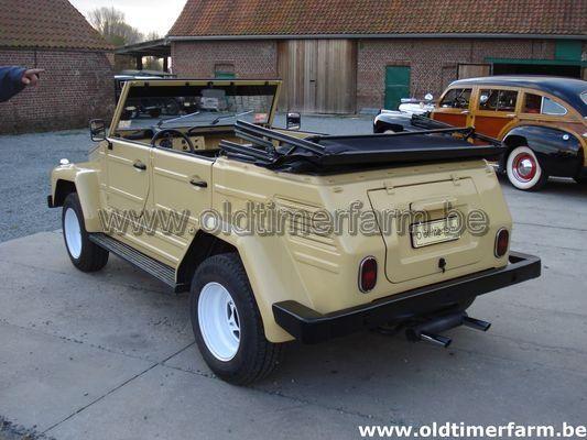 Volkswagen  181  (1973)