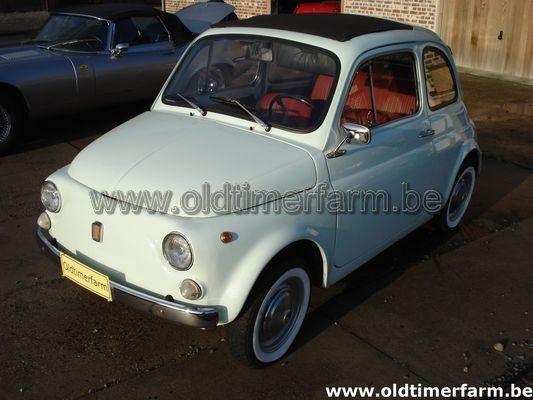 Fiat 500   (1972)