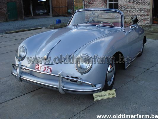 Porsche 356 A  (1959)