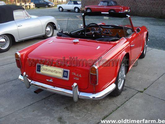 Triumph  TR4 IRS  (1967)
