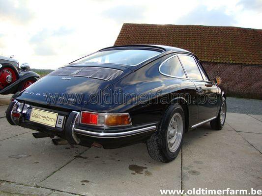 Porsche 912 Black (1968)