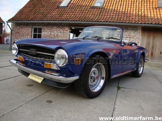 Triumph TR 6 (1974)