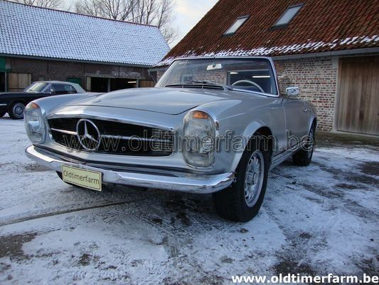 Mercedes-Benz 250 SL Pagode Grey (1967)