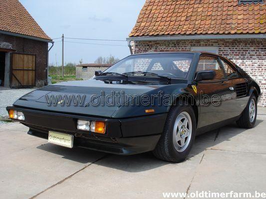 Ferrari Mondial Quattrovalve  (1984)