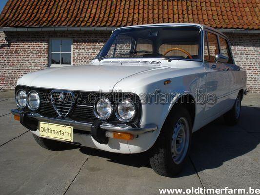 Alfa Romeo  Giulia Nuova 1300  (1975)