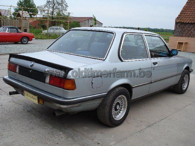 BMW 323i E21 (1982)